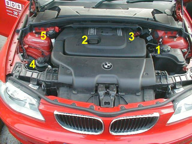 Engine Oil For Bmw 120d